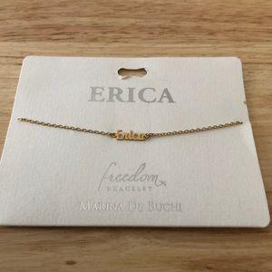 Erica Name Bracelet